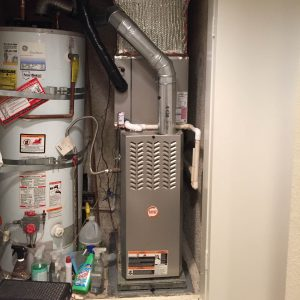 full service heating and air conditioning service