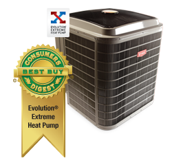 Evolution® Extreme Heat Pump