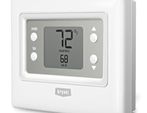 Legacy Non-Programmable Thermostat Puts a New Face on the Basics