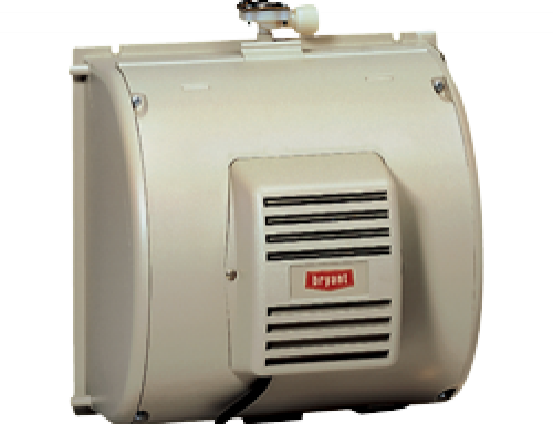 Preferred™ Series Small Fan-Powered Humidifier Compact, Fan-powered Humidifier Delivers Comforting Moisture