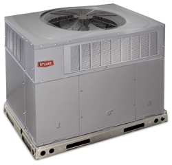 Preferred™ Packaged Gas Furnace and Air Conditioner