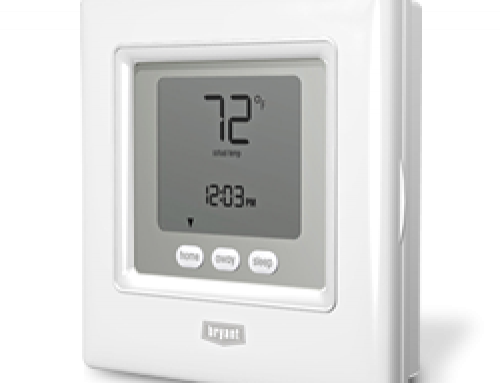Legacy Programmable Thermostat Makes Simplicity Look Great