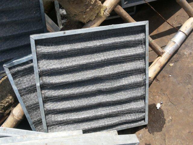 metallic-viscous-filter