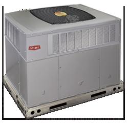 Evolution® Packaged HYBRID HEAT® Dual Fuel System