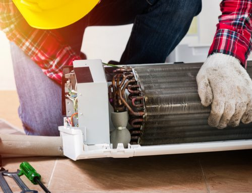 Replacing your evaporator coils