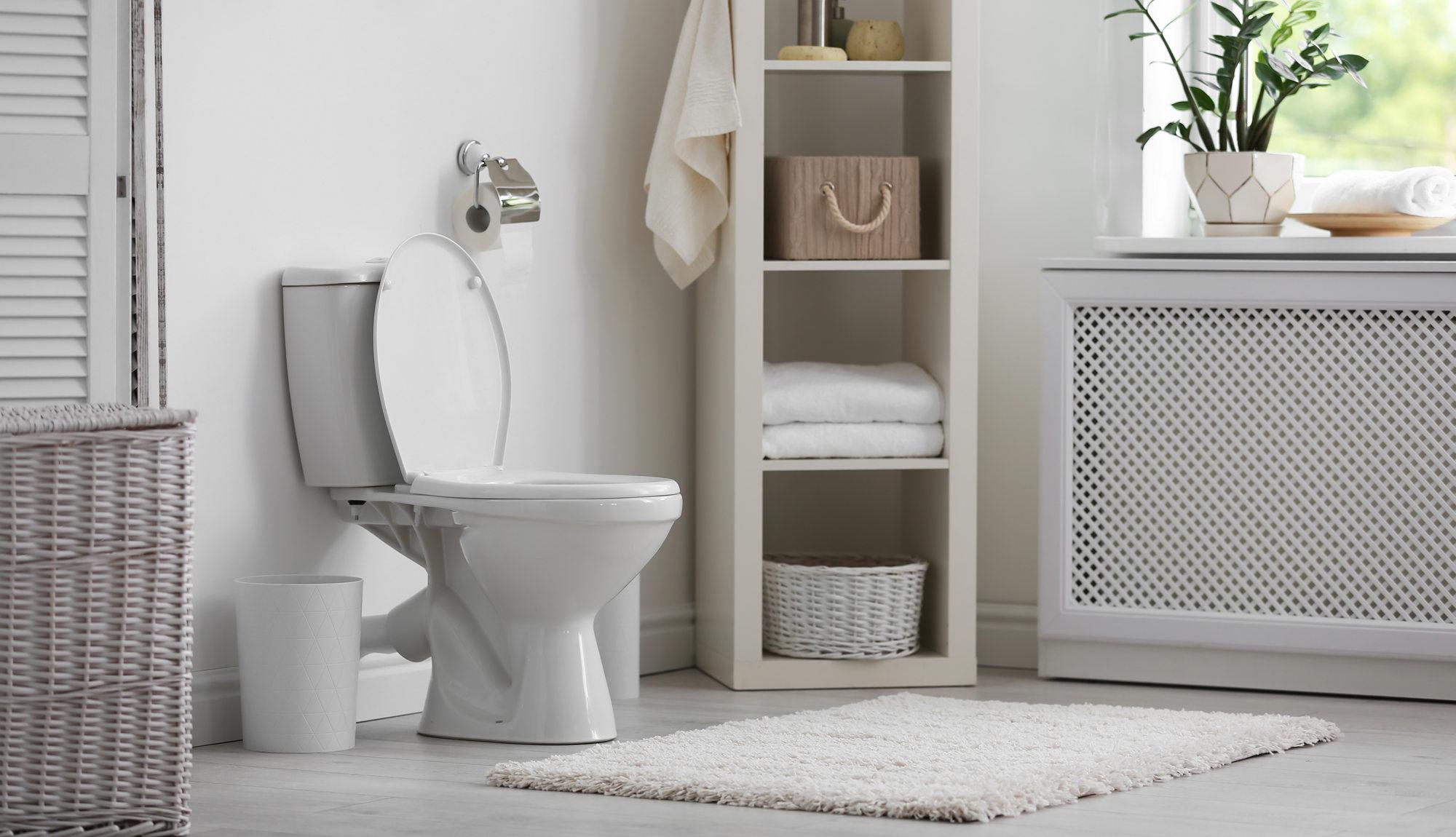 Toilet replacement Atlas HVAC, Inc