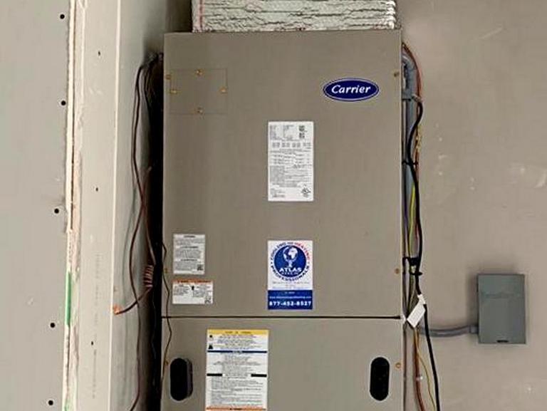 HVAC New System Installation in La Mesa