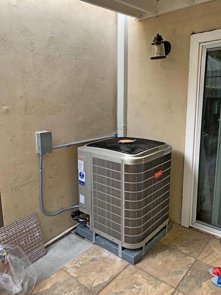 Evolution System AC add on in San Diego, CA