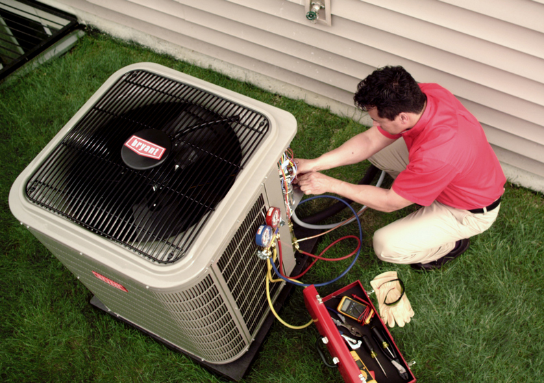 Let Us Keep Your HVAC System Running