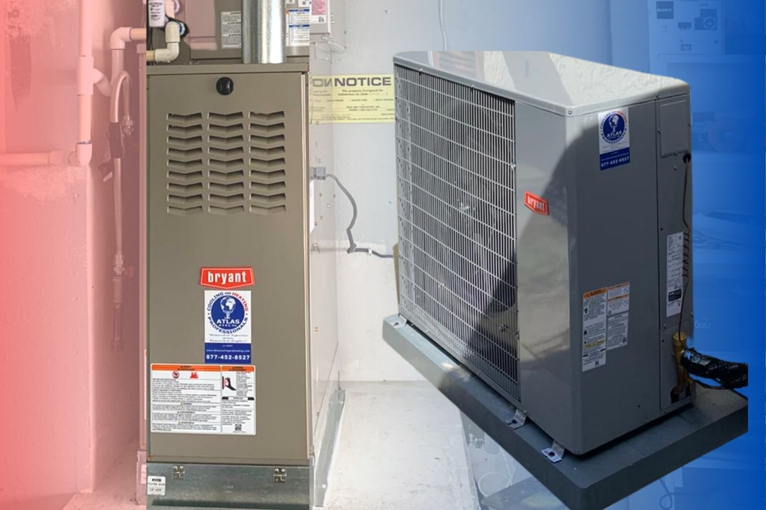 Compact Slim Central Air Conditioning Units