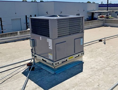 Commercial Package Unit Installation in Miramar