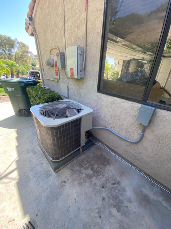 New Furnace and AC Add On in Escondido, CA (4)
