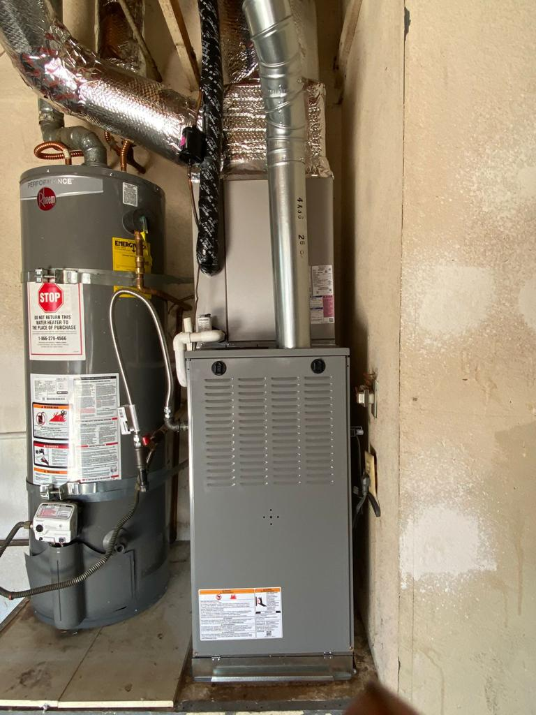 New Furnace and AC Add On in Escondido, CA (8)