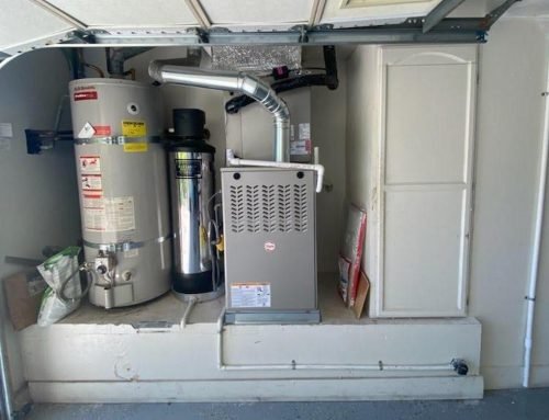 New Furnace and AC Add On in Escondido, CA